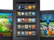Amazon tablet Kindle Fire modelli saranno tanti