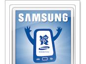 Samsung vivere protagonisti Olimpiadi Londra 2012