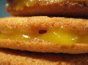 Whoopie lemon curd