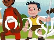 Anche Google celebra Olimpiadi Londra 2012 doodle