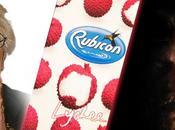 Succhi frutta lychees melograno RUBICON