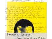libro Giorno: Sono Sidney Poitier Percival Everett