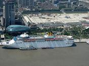 Costa Classica, collisione nave carico