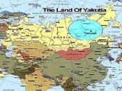 Yakutsk, città fredda mondo