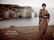 Nature Things... L'Officiel Russia October 2010 with Kate Somers Erin Axtell Riccardo Vimercati