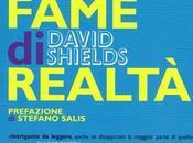 FUTURO DELLA NARRATIVA FAME REALTÀ: caso David Shields
