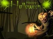 wallpaper tema Halloween