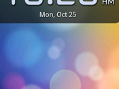 Android Fancy Widget aggiorna torna Market