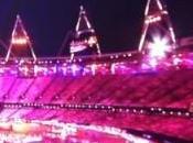 durante cerimonia apertura Giochi Olimpici Londra 2012?