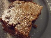 Torta vegan cioccolato mirtilli