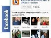 Facebook like effetto slide