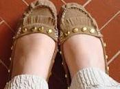 Testati voi: ballerine mocassini scarpe Linus