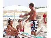 Formentera: Melita Toniolo Guendalina Canessa single spiaggia