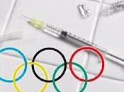 Doping Olimpiadi: atleti positivi test sostanze dopanti Giochi Olimpici. infografiche