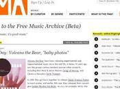 Free Music Archive grande collezione musica licenza Creative Commons