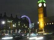 Lasciare Londra