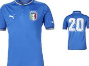Calcio, Puma: Italia maglia vintage Spagna