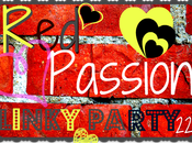 Passion Linky Party Onore Rosso