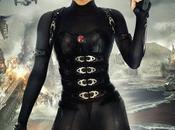 Milla Jovovich caccia zombie nuovo poster Resident Evil: Retribution