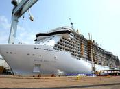 Fincantieri: varata Monfalcone Royal Princess, nave grande costruita Gruppo Italiano