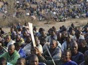 """Sudafrica Disordini morti pochi chilometri Johannesburg platino""""insanguinato"""" della britannica Lonmin"""