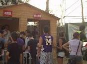 Prima durante concerto. Caparezza Etruria Festival 2012