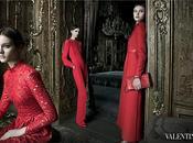"""Valentino Campaign Autunno Inverno 2012 2013; """"Romanticamente Determinata"""""""