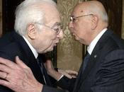 Napolitano, moniti esternazioni, piena 'sindrome Cossiga'?