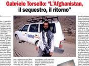 """""""L'Afghanistan, sequestro, ritorno"""""""