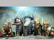 LEGO: Signore degli Anelli, personaggi gioco foto