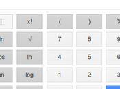 Google calculator calcolatrice