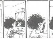 bambina fuori comune.... Mafalda!