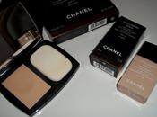 miei fondotinta Chanel: Lumière compact Vitalumiere Aqua