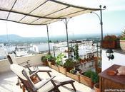 Estate Ostuni: terrazza vista mare terrasse avec