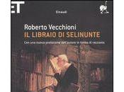 Recensione romanzo libraio Selinunte Roberto Vecchioni