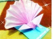 Origami player applicazione insegna l'arte piegare carta