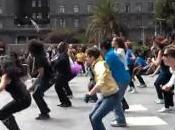 Dance Flash onore Michael Jackson, video