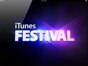 Live Streaming Apple iTunes Festival settembre clienti