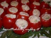 pomodorini ripieni philadelphia tonno