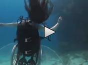 Immersioni sedia rotelle: guarda video
