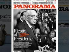 L'attacco Panorama Presidente Napolitano
