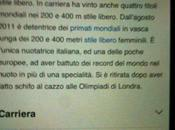 Wikipedia ribella alla Pellegrini.