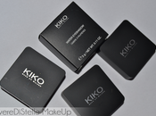 Review: Water Eyeshadows 200-208-225 KIKO
