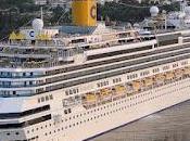 Ancora vittima crociera: membro dell'equipaggio della Costa Favolosa mare