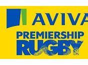 Aviva Premiership: inizia stagione