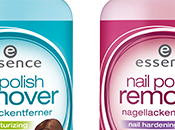 Essence Nail Polish Remover Coconut/Papaya Strawberry/Passion Fruit