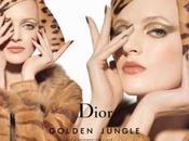 Golden Jungle Dior: colori della giungla nella nuova collezione make autunno 2012