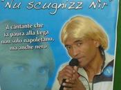 Ecco Nino D'Angelo nero!