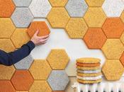 Sistema isolante pareti Hexagon