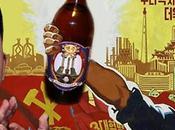 Birra Celebrativa l'ascesa comando Supremo Leader Jong-un